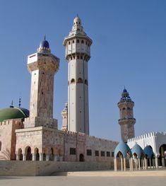 Grand Mosque of Touba, Senegal