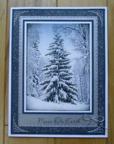 White Christmas by stiz2003 - Cards and Paper Crafts at Splitcoaststampers