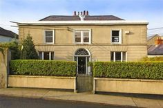 Sydney Lodge, 93 Booterstown Avenue, Blackrock, Co. Dublin - 5 bedroom detached house for sale at from Lisney Detached House, Dublin, Property For Sale, Ideal Home, Sydney, Mansions, Bedroom, House Styles, Home Decor