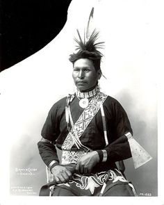 Brave Chief - Omaha – 1900