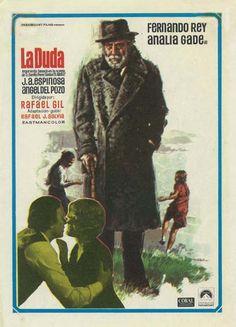 """La duda (1972) """"La duda"""" de Rafael Gil - tt0068513"""