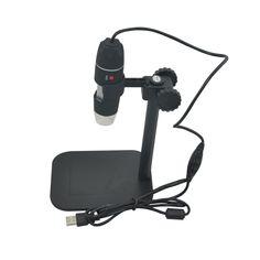 50X a 500X Digital LED USB Microscopio Electrónico Lupa Cámara Microscopio Lupa Del Endoscopio de la Cámara Negro Práctico 2016Hot