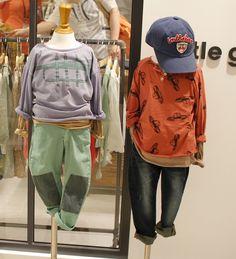 스페인의 세련된 아동복 브랜드, 보보슈즈 BOBO CHOSES @ 현대백화점 무역센터점