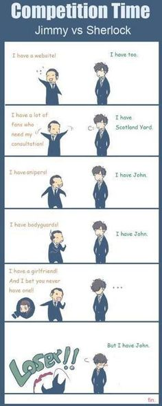 John > anything Moriarty has to offer lol