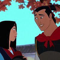Mulan and Shang ❤️ Disney Pixar, Arte Disney, Disney Love, Disney Magic, Disney Characters, Disney Princesses, Disney Nerd, Female Characters, Fictional Characters