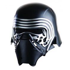 Casco Kylo Ren Star Wars La Guerra de las Galaxias #Star #Wars