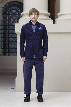 LOOK | 2015-16 FW LONDON MEN'S COLLECTION | UNIVERSAL WORKS. | COLLECTION | WWD JAPAN.COM