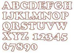 Resultado de imagem para applique letter templates free kalplar machine embroidery applique apply patterns applies designs lettering typography sconces fonts bujo medium pronofoot35fo Choice Image