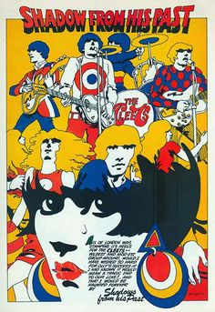"""MOD LOVE - 1967 Western Comics by MICHEAL LUTLIN & French Pop Art illustrator MICHEL QUAREZ. Geared for a younger audience, but shares a similar aesthetic with comics by GUY PEELLAERT (""""Pravda""""/""""Jodelle"""") & PHILIPPE KAZA. (""""Kris Kool"""").."""