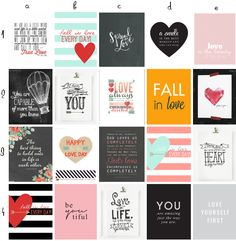 WEDECO ... decorates love: Free resources | Garbatella: Blog Nordic décor, DIY, design and beautiful things.