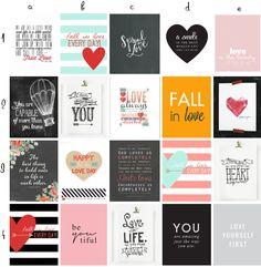 WeDeco...decora el amor: recursos gratis . La Garbatella: blog de decoración low cost, Home Staging, estilo nórdico, ideas para decorar y DIY.