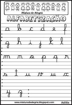 Brush Lettering - Pesquisa Google Em 2020 | Caligrafia Jean Piaget, Grande Section, Bullet Journal School, Exercise For Kids, Professor, Literacy, Activities For Kids, Sheet Music, Homeschool