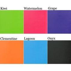 """키위, 워터멜론, 그레이프, 클레멘타인, 라군, 오닉스 vs. 연두, 수박, 포도, 귤, 호수, 마노: 우리말이 예쁘죠? 그런데 비둘기색, 두더지색, 시멘트색을 전부 """"회색""""이라 표현할 수 없으니 아쉽지만... (그래도 영어 표현이 더 """"있어보인다""""는 말엔 반대)"""