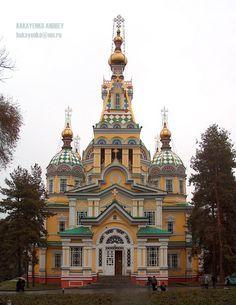 Russian Orthodox Church, built in 1907