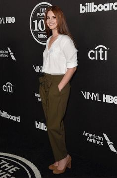 Feb.12, 2016: Lana Del Rey attends Billboard's Power100 event to celebrate honoree John Janick of Interscope at Bouchon Beverly Hills #LDR #Grammys_Week