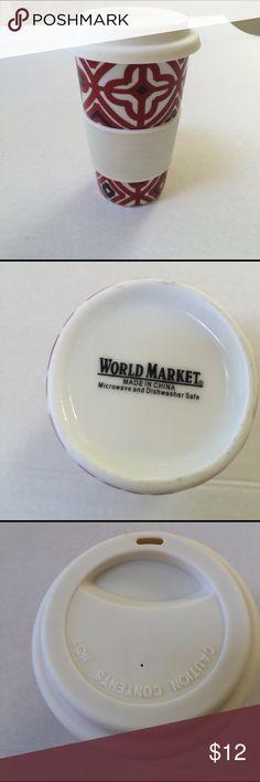 World market travel cup World market travel cup workd market Accessories
