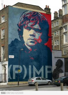 Just Tyrion Pimpin