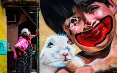"""""""Imagens do Povo"""" inicia comemorações de seus 10 anos com exposição na Maré - Página Cultural - Rio de Janeiro – Há dez anos nascia na Maré, sob realização do Observatório de Favelas, o Programa Imagens do Povo."""
