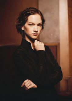 Hilary Hahn ~ wonderful violinist!