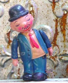 rare Wimpy celluloid windup toy from Japan