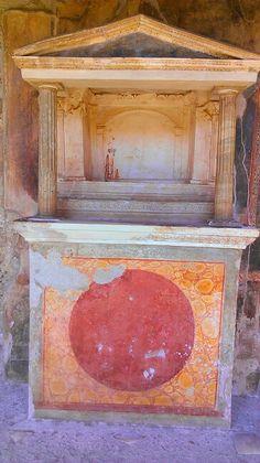 My visit to Pompei 2013