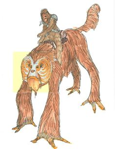 Concept Art Sketches for the Clone Wars Stories We Never Saw
