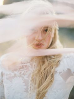 Ercih mc vey / Ginny Au #wedding #bride #inspiration #nude #details