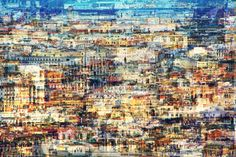 DZine Trip | Artist Peter Kowalski merges the past and present day Rome | http://dzinetrip.com