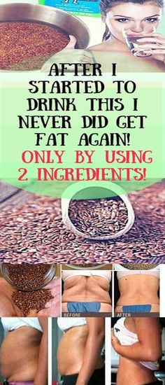 After I Started Talking Only This 2 Ingredients I Never Gained Weight Again!