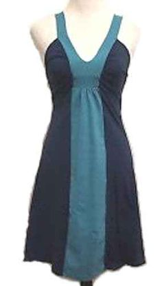 Patagonia Women's Dress Sleeveless A-line Blue Size XS NWOT #Patagonia #Sundress #Casual