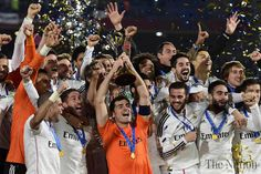 COMMENT: Real Madrid deserve their place on top of the world after their Club World Cup triumph Club World Cup, World Cup 2014, Jack Black, Real Madrid 2014, World Cup Winners, Latest Sports News, Top Of The World, Fifa, Soccer