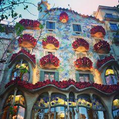 Casa Batlló, St Jordi