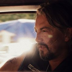 Because SOA is not  just all about Jax! Face it, Chibs is sexy as fuck!