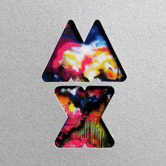 Coldplay's Mylo Xloto album cover art