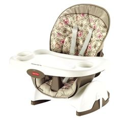 Fisher-Price Space Saver High Chair Pad - Tulip