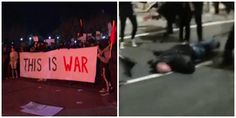 On February 1st, UC Berkeley's campus was turned into a burning primitive zoo by students and agitators who didn't want Milo Yiannopoulos exercising his right to free speech at their school. Now, an embarrassing shockwave has rocked liberals as America learns that protesters beat a man who they thought was a Nazi, and they couldn't have been more wrong.