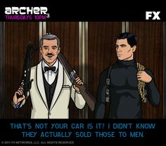 13 Celebrities Who Have Guest Starred On 'Archer' Archer Funny, Sterling Archer, King Of The Hill, Burt Reynolds, Danger Zone, American Dad, Best Shows Ever, Movie Tv, That's Hilarious