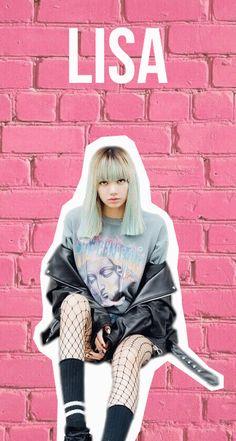Lisa Blackpink lockscreen kpop