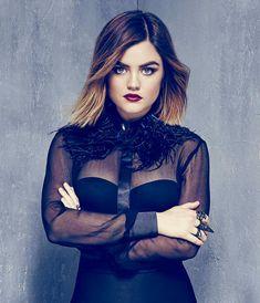 Lucy Hale - Pretty Little Liars Season 6b promotional photoshoot