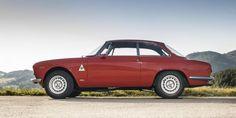Autodelta Alfa Romeo Giulia GTA 1600 Stradale