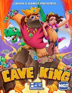 Cave King - Slot Game by H5G