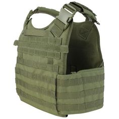 Condor MOPC-001 Tactical MOLLE Operator Plate Carrier Body Armor Chest Rig OD