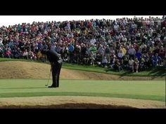 Phil Mickelson has this birdie putt to shoot 59 at the Waste Management Phoenix Open on Thursday. #WMPO #pgatour