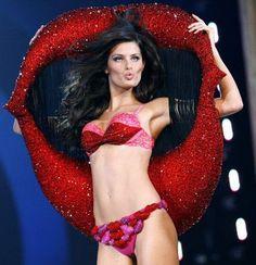 Victoria's Secret Fashion Show. Makeup by Jim DeMarco. #beautybyjames #makeup #makeupartist
