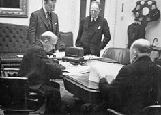 Type of Source: photograph; Date of Origin: It is a photograph from the meeting of all leaders of British colonies in London in order to negotiate the laws. Treaty Of Versailles, Internal Affairs, Union Flags, British Government, National Flag, Present Day, Military History, Westminster