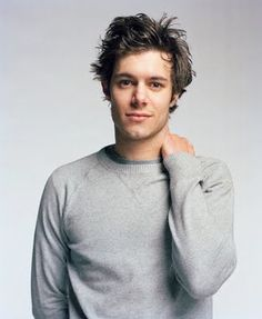 """I just watched """"In the Land of Women"""" and now I'm obsessed with Adam Brody. MY TYPE EXACTLY."""