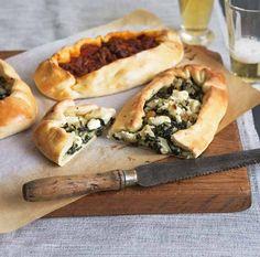 Pide  - Turkish flatbread