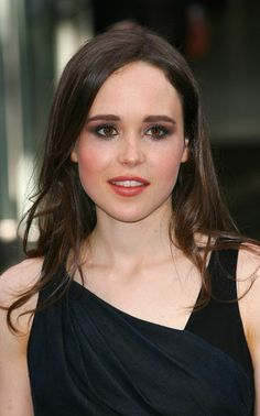 Ellen Page (February 21, 1987) Canadian actress o.a. known from the movie Juno…
