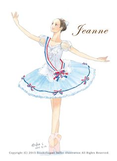Ballerina Art, Ballet Art, Ballet Costumes, Dance Costumes, Princess Tutu Anime, Ballet Wallpaper, Ballet Illustration, Ballet Drawings, Costume Shop