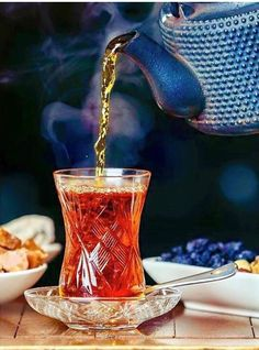 U are always welcome a cup of tea in Azerbaijan ^^